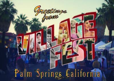 VillageFest 2017 Poster