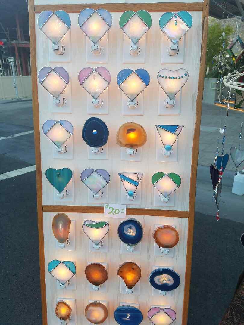 Vendor - Glass  Designs by Carol