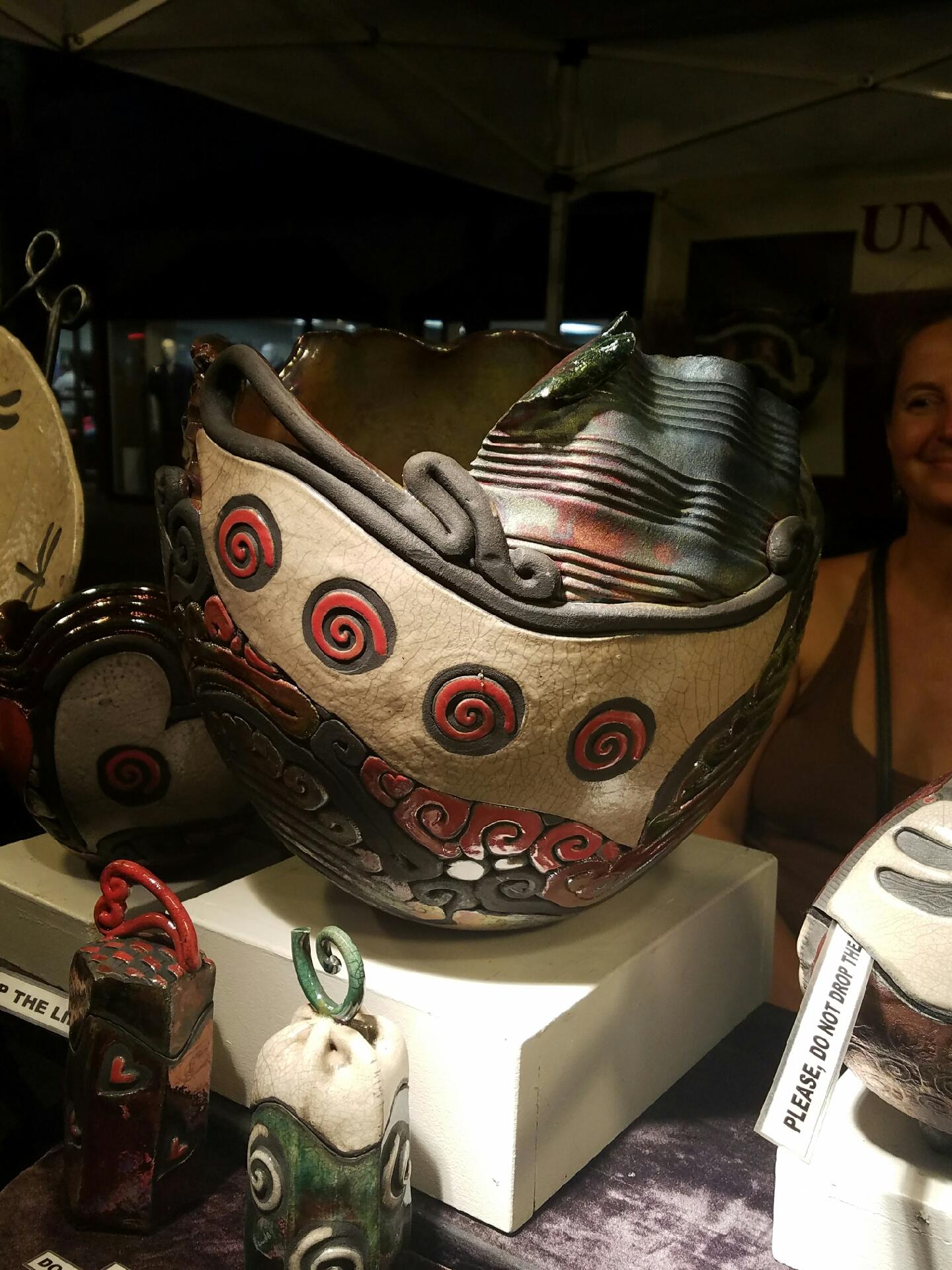 Vendor - Malgosia Pottery